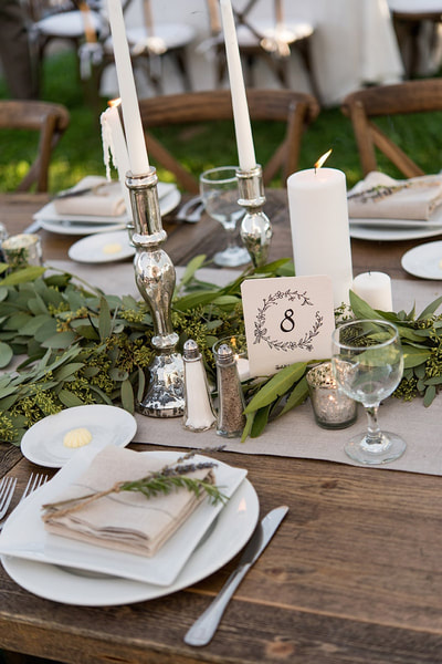 farm-to-table-wedding-setting